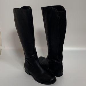 Jessica Simpson women's riding boots size 9 black